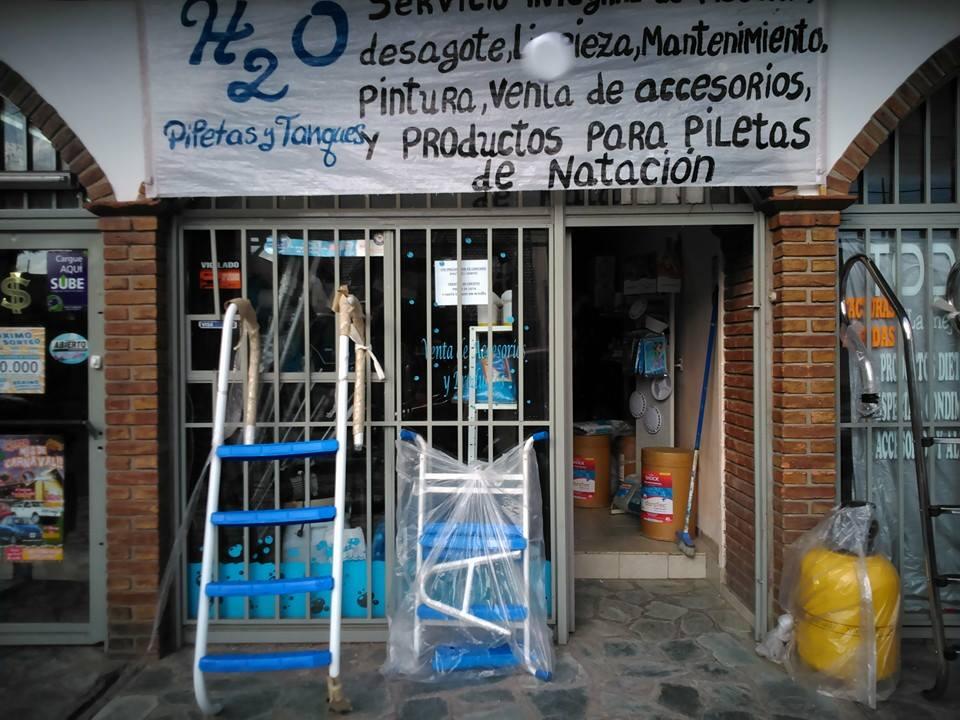 H2o Piletas Y Tanques Av Triunvirato 3119 San Martín Salud
