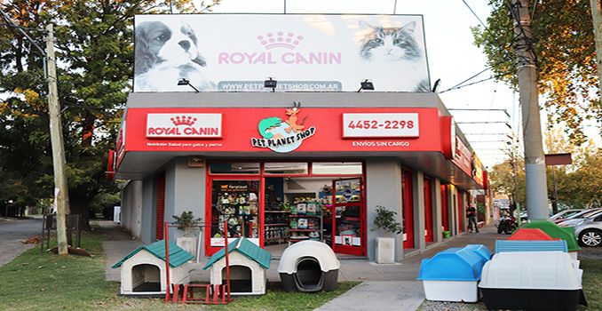 Pet Planet Shop - Hurlingham en villa bosch