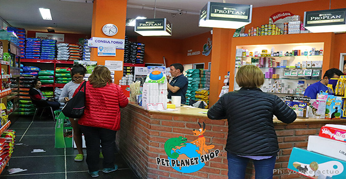 Pet Planet Shop - San Martín en villa bosch