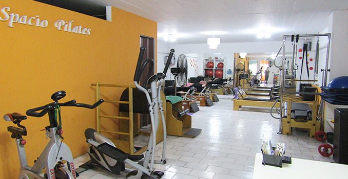 Spacio Pilates en villa bosch